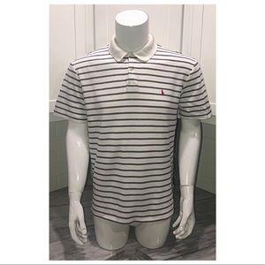 Ralph Lauren Mens Polo Shirt White Medium M